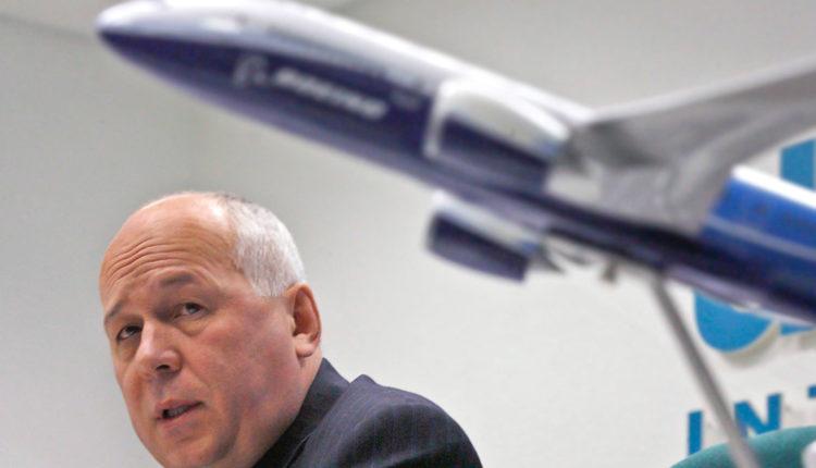 Самолет, на котором летает глава «Ростеха» Чемезов, отправился в Швейцарию во время пандемии