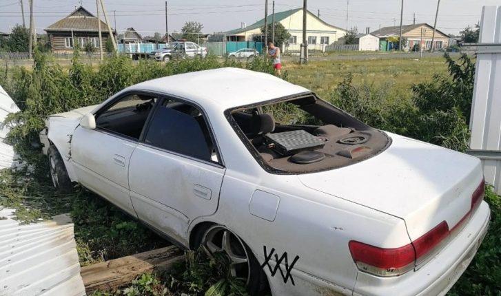В Челябинской области будут судить сына депутата, который насмерть сбил семейную пару, несясь по селу со скоростью 150 км/ч