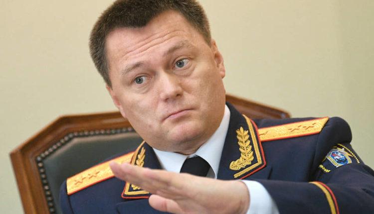 Росреестр засекретил недвижимость генпрокурора Краснова