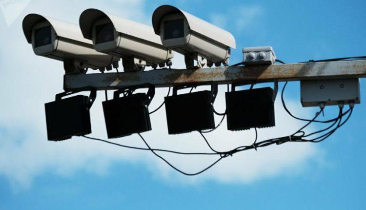 Правительство намерено передать структуре «Ростеха» контроль над дорожными камерами по всей России