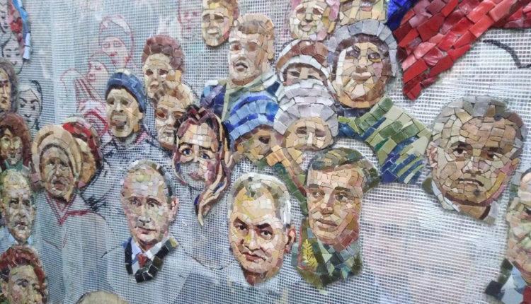 Из главного храма Вооруженных сил РФ убрали изображения Путина, Шойгу и Сталина
