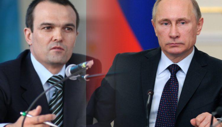 Верховный суд постановил привлечь Путина в качестве ответчика по иску экс-главы Чувашии