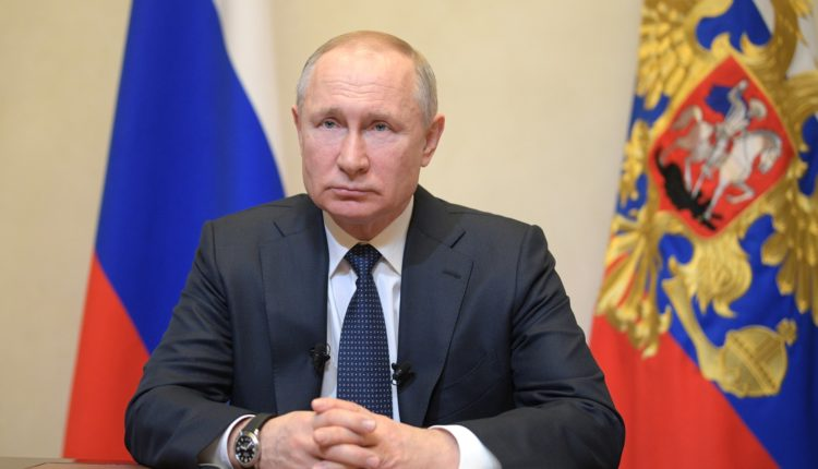 Путин выступит с обращением к нации, чтобы донести до россиян суть поправок к Конституции
