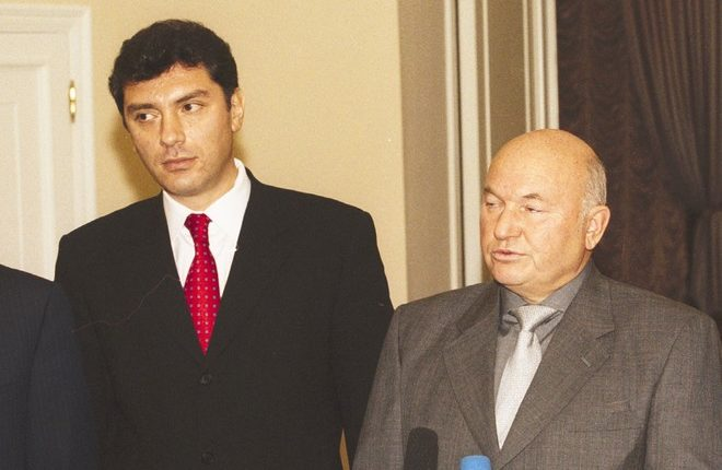 ЕСПЧ поставил точку в споре между Борисом Немцовым и Юрием Лужковым. Оба уже мертвы