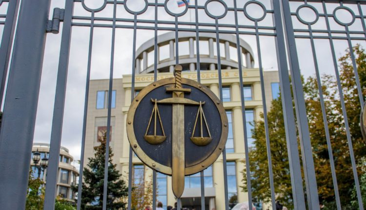 Мосгорсуд выдал юристу «Комитета против пыток» готовый вердикт за 40 минут до начала заседания