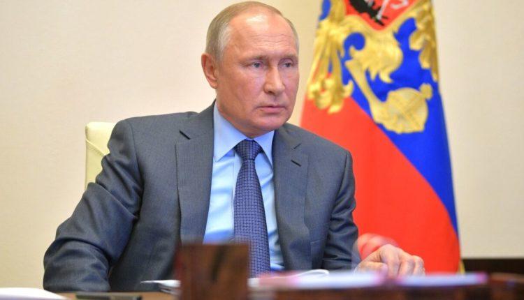 Путина требуют привлечь к уголовной ответственности по статье за приготовление к убийству
