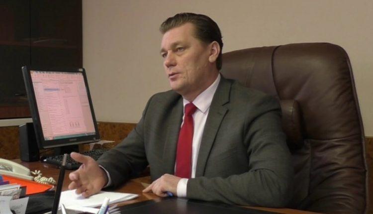Мэра российского города поймали пьяным за рулем. Он отказался признать вину