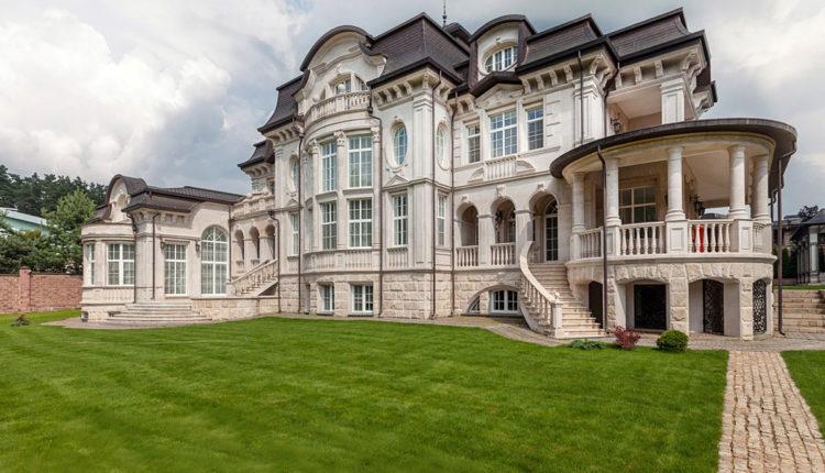 С начала года на Рублевке не купили ни одной сверхдорогой резиденции