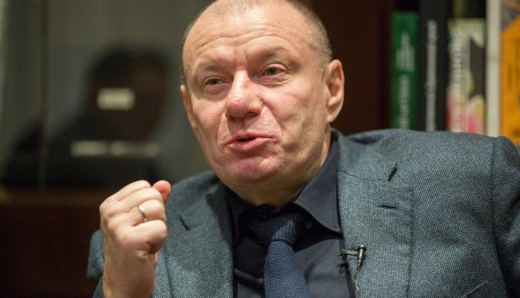 Из-за аварий на «Норникеле» состояние самого богатого человека России уменьшилось на 3,6 млрд