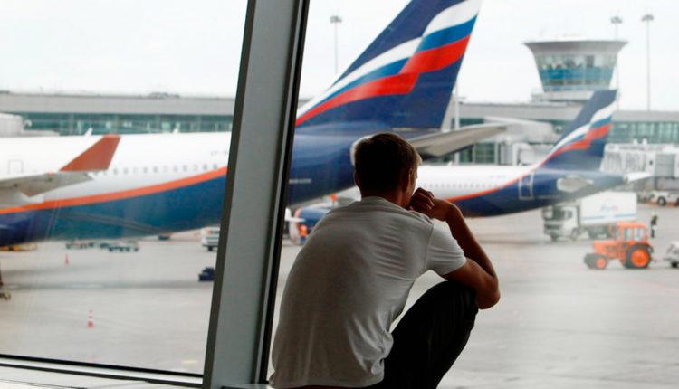 Правительство разрешило авиакомпаниям не возвращать деньги за рейсы, отмененные из-за пандемии