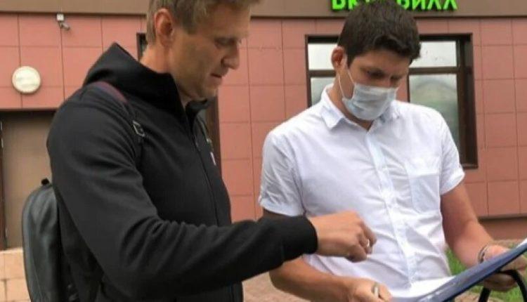 Навального вызвали на допрос в качестве подозреваемого по уголовному делу о клевете