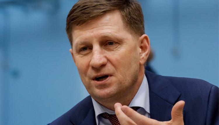 В Кремле нашли «удобного» кандидата на место арестованного губернатора Фургала