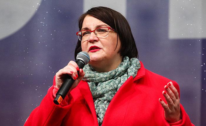 В отношении московского депутата Юлии Галяминой возбудили дело по «дадинской» статье