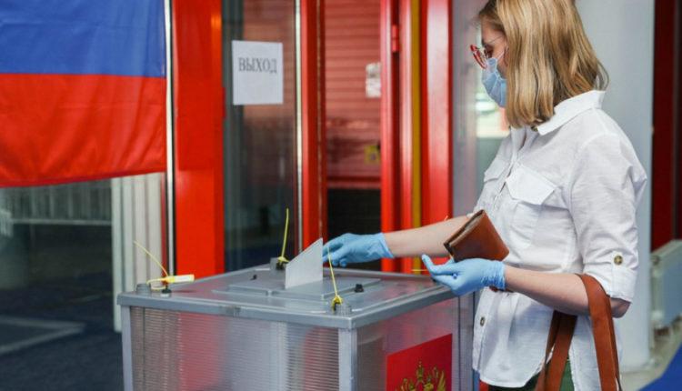 Центризбирком огласил явку за шесть дней голосования по Конституции