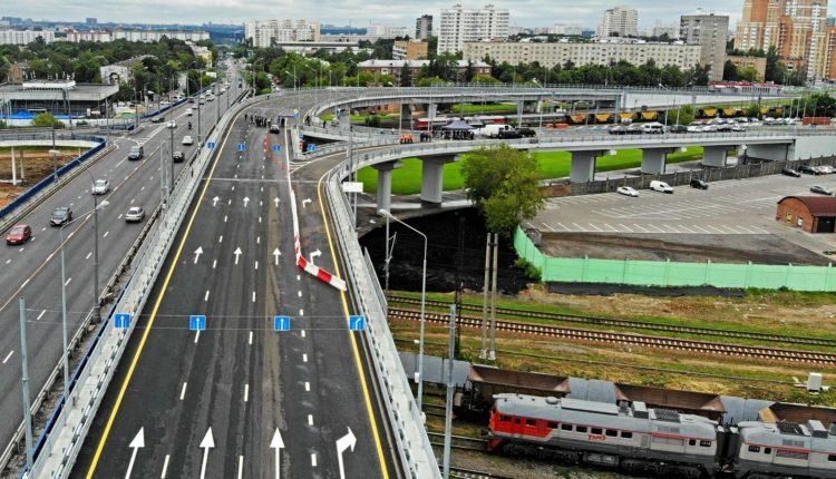 Мэр Москвы Собянин строит «личную дорогу» за 40 млрд рублей через территорию парка