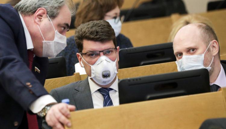 Володин: 35 депутатов Госдумы переболели коронавирусом