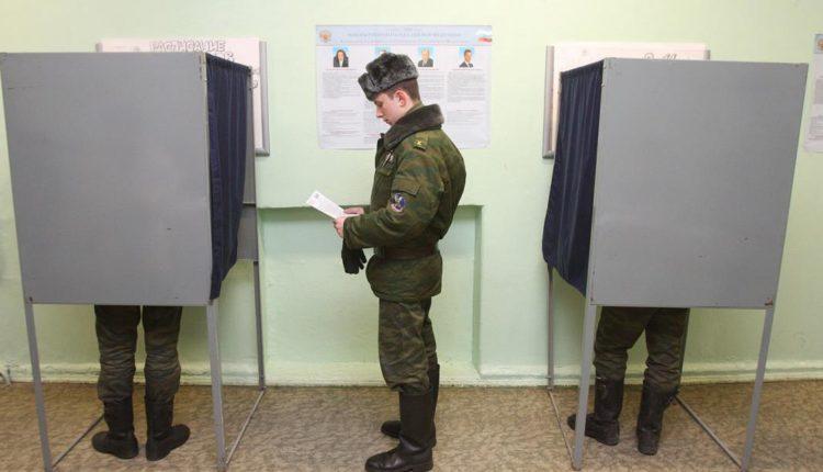 Челябинские военные дружно проголосовали против обнуления президентских сроков Путина