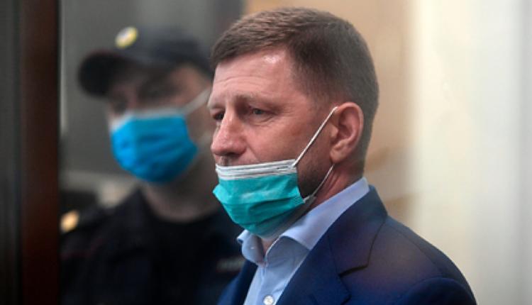 Жириновский сообщил, что Фургал собирался в добровольную отставку незадолго до ареста