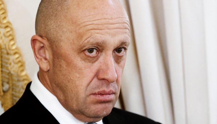 США ввели санкции в отношении компаний и лиц, связанных с «поваром Путина» Евгением Пригожиным