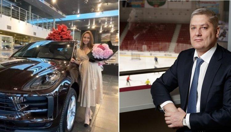 Экс-вице-губернатор-матерщинник Иван Сеничев подарил дочери «Порше» за 5 млн рублей. ФОТО