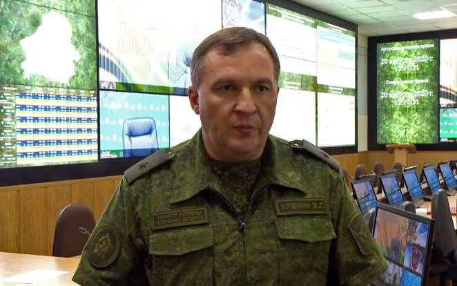 Министр обороны Белоруссии не исключил применения оружия против демонстрантов