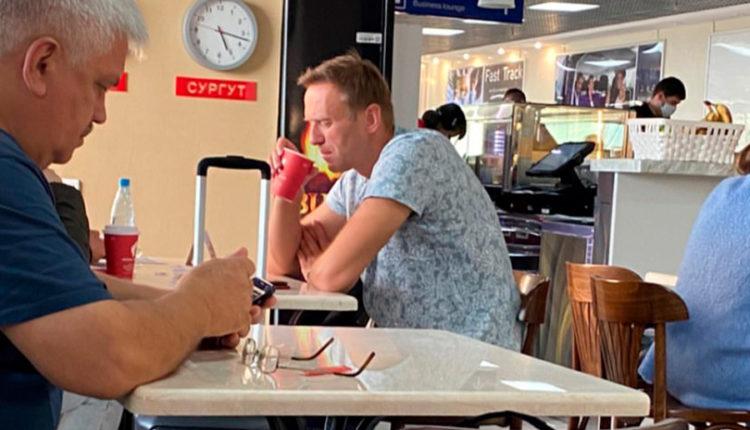 Врачи намереваются в течение дня поставить точный диагноз Алексею Навальному
