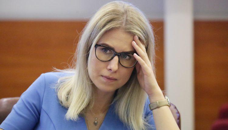 Приставы взыскали с Любови Соболь 34 миллиона в пользу «повара Путина» Евгения Пригожина