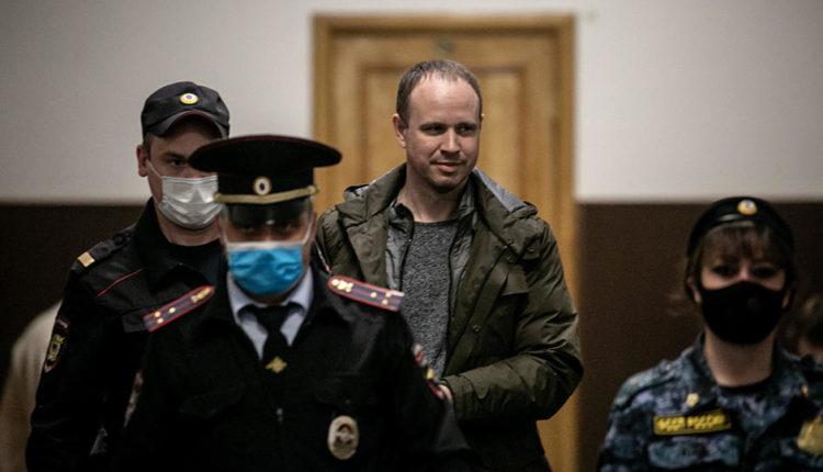 Суд арестовал сына экс-губернатора Иркутского области по делу о мошенничестве