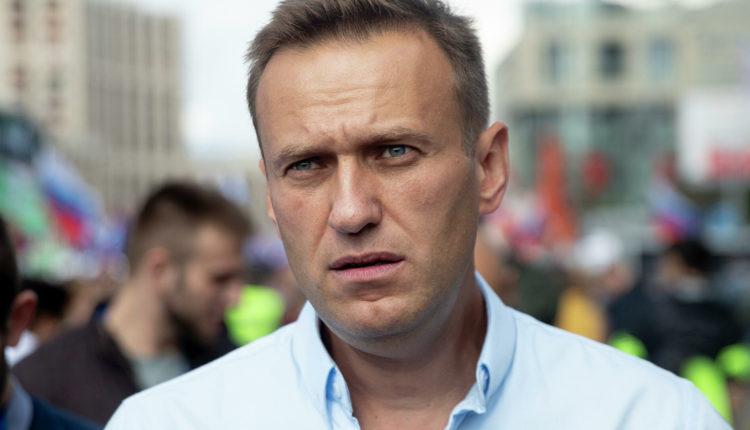 Кандидатуру Навального выдвинули на Нобелевскую премию мира