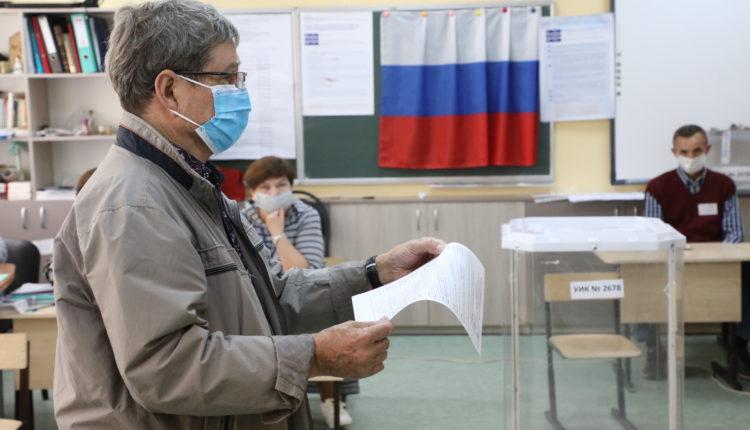 В движении «Голос» заявили «правовом беспределе» на избирательных участках в единый день голосования