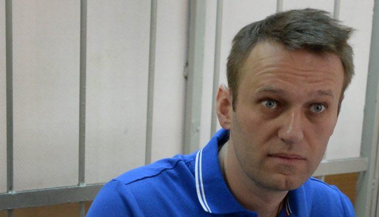Генпрокуратура РФ попросила Минюст Германии предоставить данные по анализам Навального