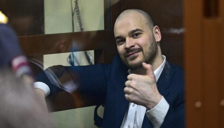 В челябинском СИЗО обнаружен мертвым националист Тесак
