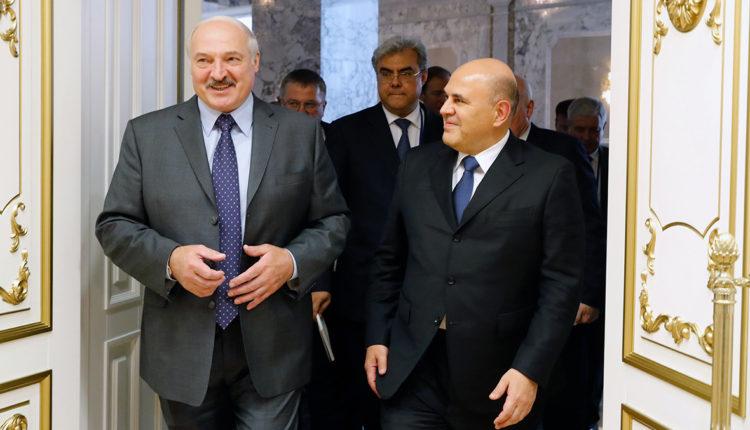 Лукашенко – Мишустину: заявления Меркель об отравлении Навального – это фальсификация