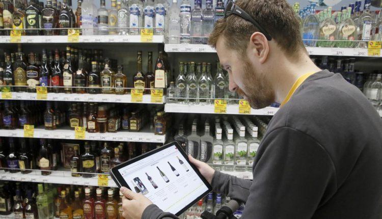 МВД выступило против принятия законопроекта о продаже алкоголя через интернет
