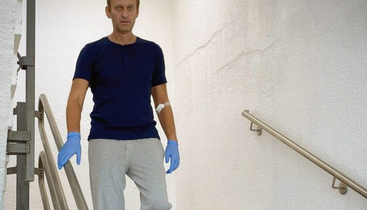 Генпрокуратура попросила у Германии разрешить опросить Навального