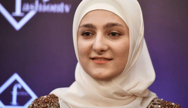 Кадыров назначил на должность первого замминистра свою 21-летнюю дочь