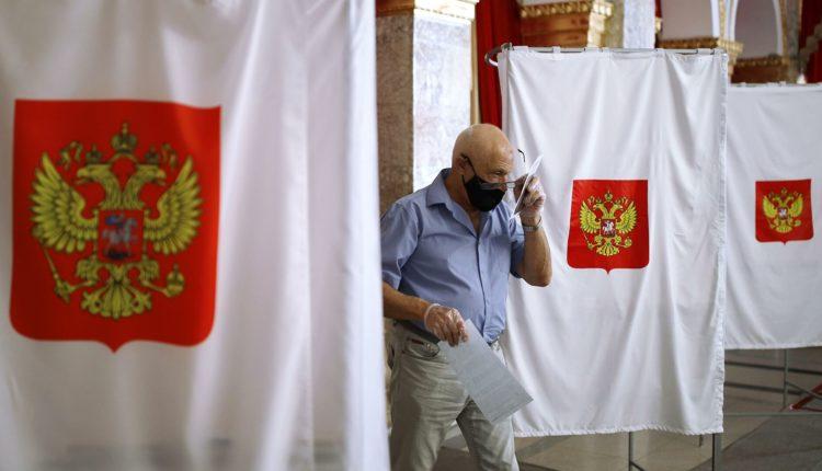 «Единая Россия» с треском провалила выборы в Тамбове, не выиграв ни в одном одномандатном округе