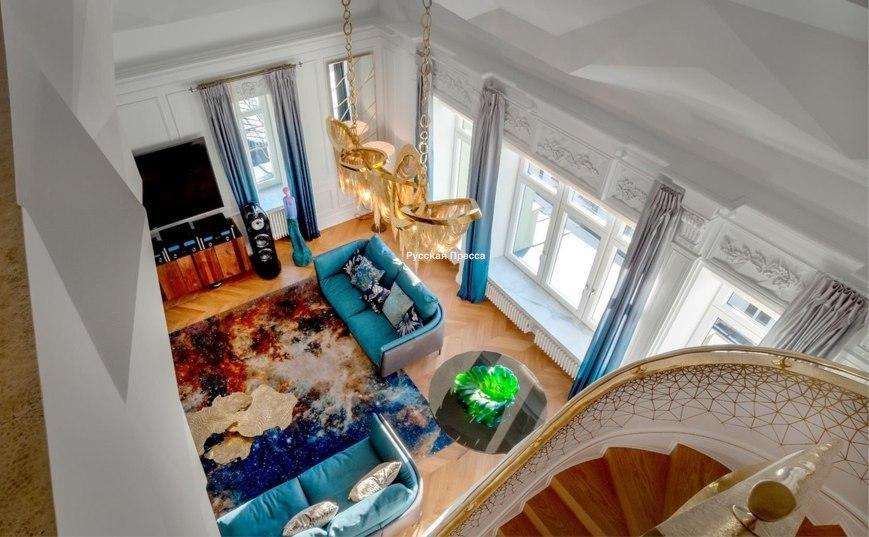 Квартира Бориса Дубровского