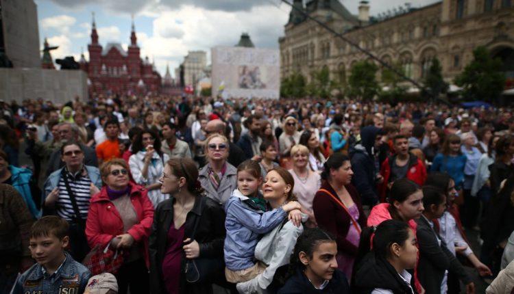 Российский кабмин ухудшил прогноз по убыли населения страны