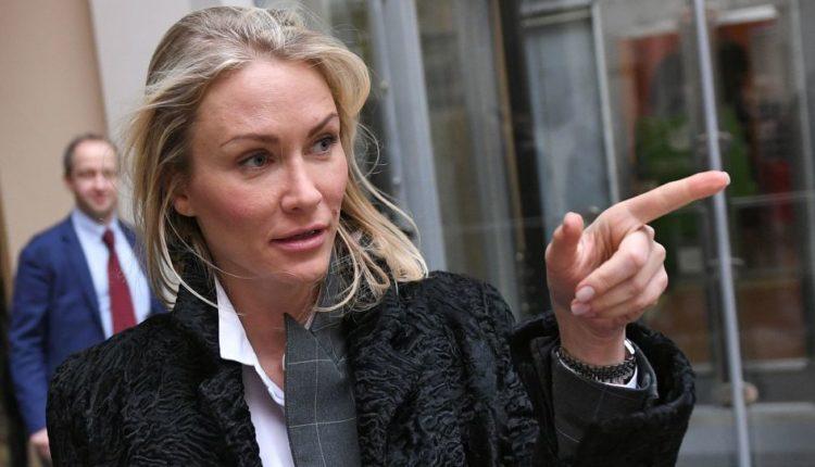 Сын экс-генпрокурора устроил травлю в отношении юриста Екатерины Гордон, которая защищает его бывшую жену