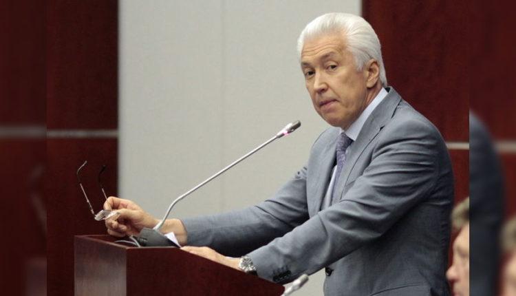Путин отправил в отставку главу Дагестана Васильева