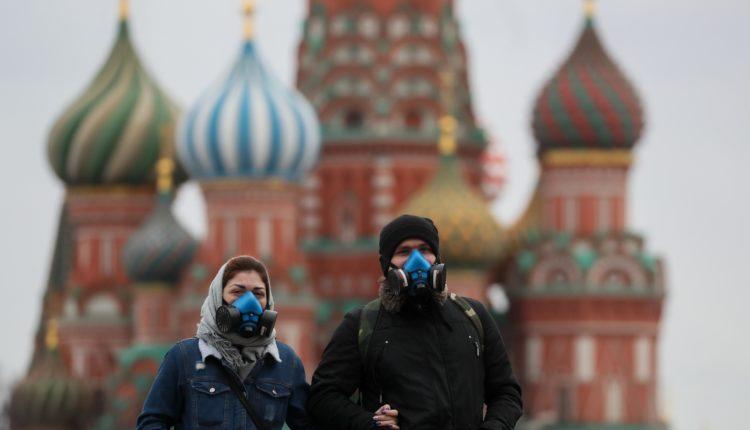 В мэрии Москвы обсуждают возвращение пропускного режима из-за коронавируса