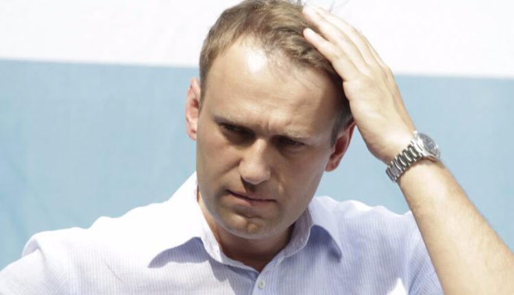 Навальный обвинил Путина во лжи по поводу разрешения на выезд в Германию