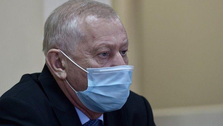 Бывший мэр Челябинска Тефтелев в суде признал вину во взятке на 2,5 миллиона рублей