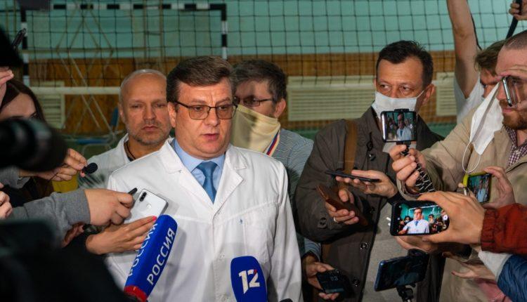 Омский главврач, не выпускавший отравленного Навального из страны, пошел на повышение