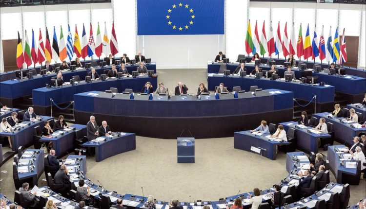 ЕС осудил использование химического оружия против Навального