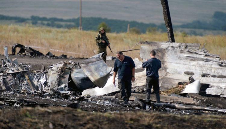 Российское ГРУ организовывало распространение фейков о том, что Boeing MH17 в Донбассе был сбит Украиной