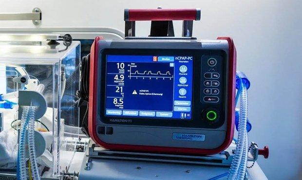 Росгвардия приобрела пять швейцарских аппаратов ИВЛ по завышенной стоимости