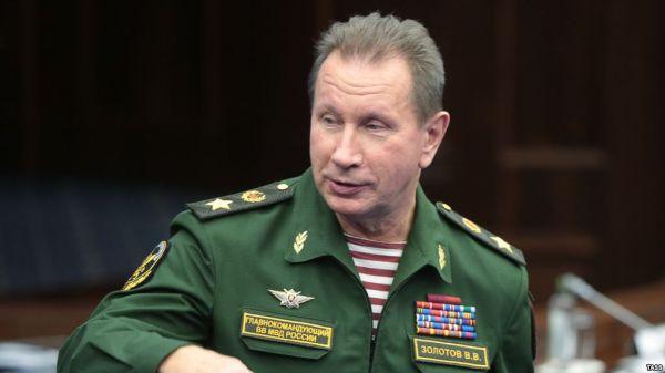 Директора Росгвардии Золотова связали с известным петербургским криминальным авторитетом