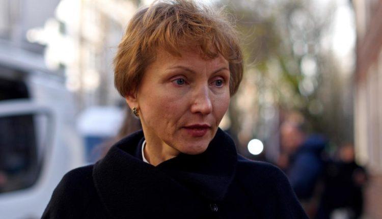 Вдова отравленного полонием экс-сотрудника ФСБ подала иск к России на 3,5 млн евро